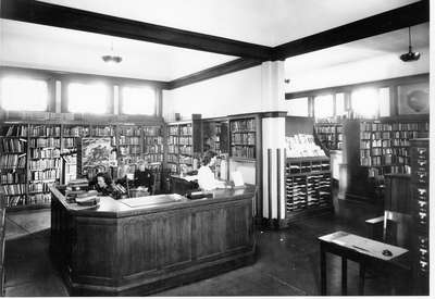 Carnegie Library of Wilmette 1940-1949 No. 8