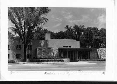 Wilmette Public Library about 1952 No.27