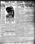 Lake Shore News (Wilmette, Illinois), 25 Sep 1913