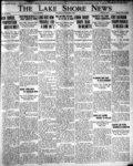 Lake Shore News (Wilmette, Illinois), 6 Nov 1913