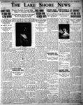 Lake Shore News (Wilmette, Illinois), 27 Nov 1913