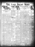 Lake Shore News (Wilmette, Illinois: Published in Evanston, Illinois, 1912-1914. Published in Wilmette, Illinois, Feb. 19, 1914-1923.), 9 Oct 1914