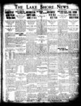 Lake Shore News (Wilmette, Illinois), 13 Nov 1914