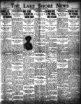 Lake Shore News (Wilmette, Illinois), 9 Apr 1915