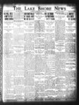 Lake Shore News (Wilmette, Illinois), 7 May 1915