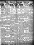Lake Shore News (Wilmette, Illinois), 24 Sep 1915