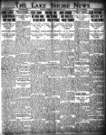Lake Shore News (Wilmette, Illinois), 8 Oct 1915