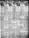 Lake Shore News (Wilmette, Illinois), 15 Oct 1915