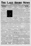 Lake Shore News (Wilmette, Illinois), 22 Oct 1920