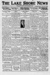 Lake Shore News (Wilmette, Illinois), 29 Oct 1920