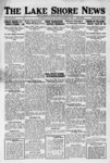 Lake Shore News (Wilmette, Illinois: Published in Evanston, Illinois, 1912-1914. Published in Wilmette, Illinois, Feb. 19, 1914-1923.), 19 Nov 1920