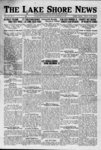 Lake Shore News (Wilmette, Illinois: Published in Evanston, Illinois, 1912-1914. Published in Wilmette, Illinois, Feb. 19, 1914-1923.), 26 Nov 1920