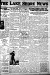 Lake Shore News (Wilmette, Illinois), 28 Oct 1921