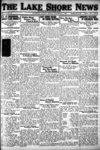 Lake Shore News (Wilmette, Illinois), 4 Nov 1921