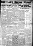 Lake Shore News (Wilmette, Illinois), 18 Nov 1921