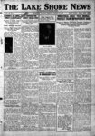 Lake Shore News (Wilmette, Illinois), 6 Jan 1922