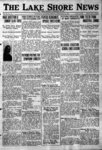 Lake Shore News (Wilmette, Illinois)24 Feb 1922