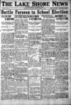 Lake Shore News (Wilmette, Illinois), 31 Mar 1922