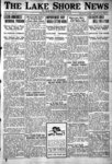 Lake Shore News (Wilmette, Illinois), 26 May 1922