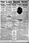 Lake Shore News (Wilmette, Illinois), 30 Mar 1923