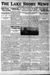 Lake Shore News (Wilmette, Illinois), 27 Apr 1923