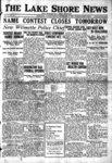 Lake Shore News (Wilmette, Illinois), 21 Sep 1923