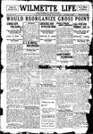 Wilmette Life (Wilmette, Illinois)4 Jan 1924