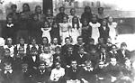 DUFFERIN PUBLIC SCHOOL, Berkeley St., e. side, betw. Dundas & Gerrard             Sts.; Sr. II (c. 1900?).
