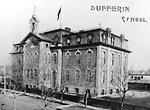 DUFFERIN PUBLIC SCHOOL, Berkeley St., e. side, betw. Dundas & Gerrard             Sts. E.