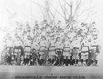 BROCKVILLE SNOW SHOE CLUB.