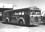 T.T.C., bus #1748, at Parkdale Garage, Sorauren Ave., n.e. corner Wabash Ave.