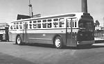 T.T.C., bus #1562, at Parkdale Garage, Sorauren Ave., n.e. corner Wabash Ave.