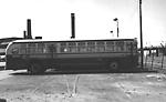 T.T.C., bus #1172, at T.T.C. Parkdale Garage, Sorauren Ave., n.e. corner Wabash             Ave.