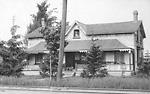 MOODIE, ROBERT, house, Yonge St., e. side.