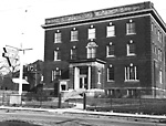 YOUNG MEN'S CHRISTIAN ASSOCIATION, Broadview Ave., e. side, betw. Allen             & First Aves.