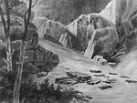 Falls de Talon (Talon Chute), Mattawa River, Ontario