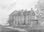 Residence of James H. Cummings, Chippawa (Niagara Falls, Ontario).