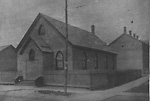INDEPENDENT PRESBYTERIAN CHURCH, Sumach St., s.w. cor. St. David St.