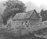 SCADDING, JOHN, cabin, Don R., e. side, s. of Queen St. E.