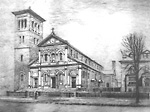 ST. PAUL'S ROMAN CATHOLIC CHURCH (opened 1889), Power St., s.e. cor. Queen St.             E.