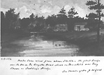 Scadding's House in 1795.