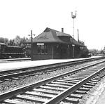CLARKSON C.N.R. STATION