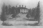 GOVERNMENT HOUSE (1815-1860), Simcoe St., s.w. cor. King St. W.