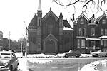BEVERLEY ST. BAPTIST CHURCH, Beverley St., n.w. corner Sullivan St.