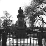 WAR OF 1812, monument, Victoria Memorial Square, Wellington St. W., s.w. cor.             Portland St.; looking s.e.