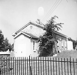 ST. JOHN'S ANGLICAN CHURCH (1837-1870), Dixie