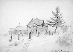 House at Clear Lake, near Torrance (Muskoka Lakes Township, Ontario)