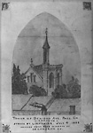 WEST PRESBYTERIAN CHURCH, Denison Ave., s.w. cor. Wolseley St.