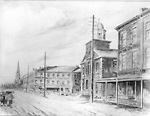 Old City Hall, Hamilton (Ontario), 1872.
