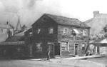 HARPER, RICHARD, house, Queen St. W., s.e. cor. Simcoe St.